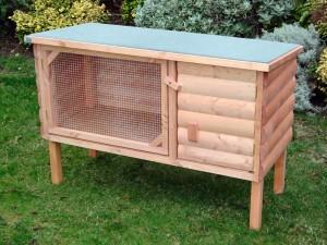 Zakrsl baran eky kr liky potreby pre kr lika for Easy diy rabbit cage budget